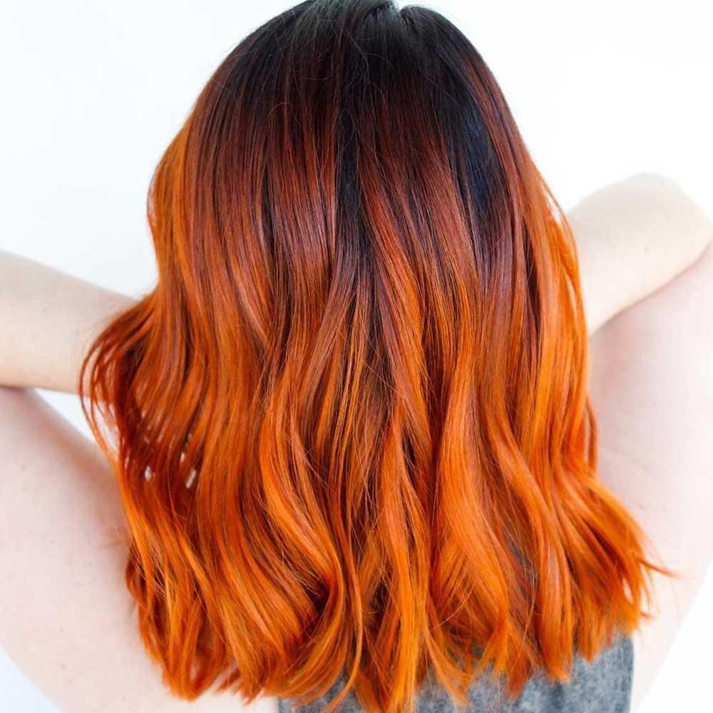 نکات استفاده از رنگ موهای خاص