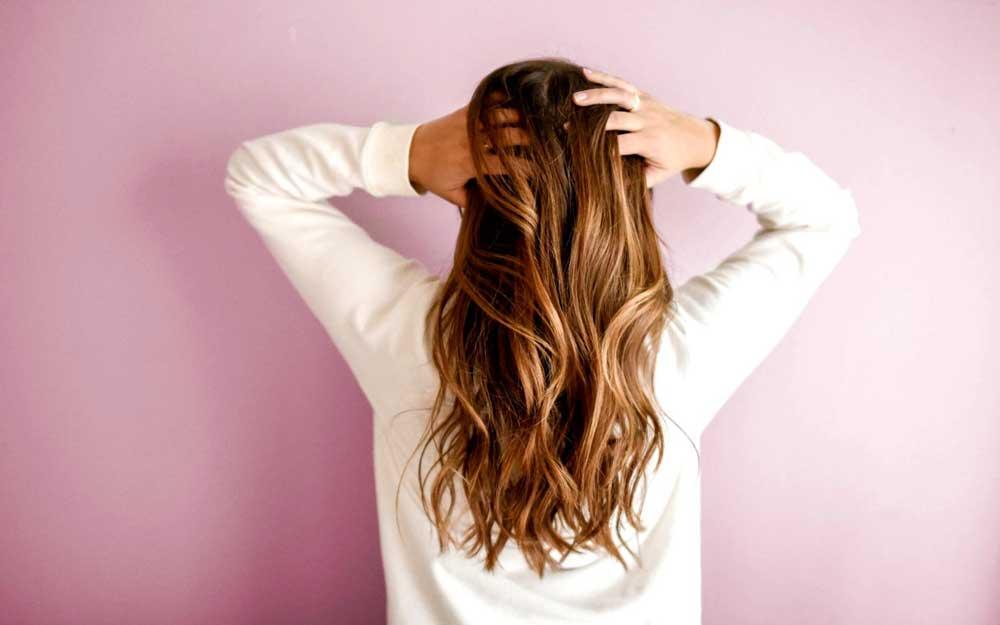تقویت موهای آسیب دیده