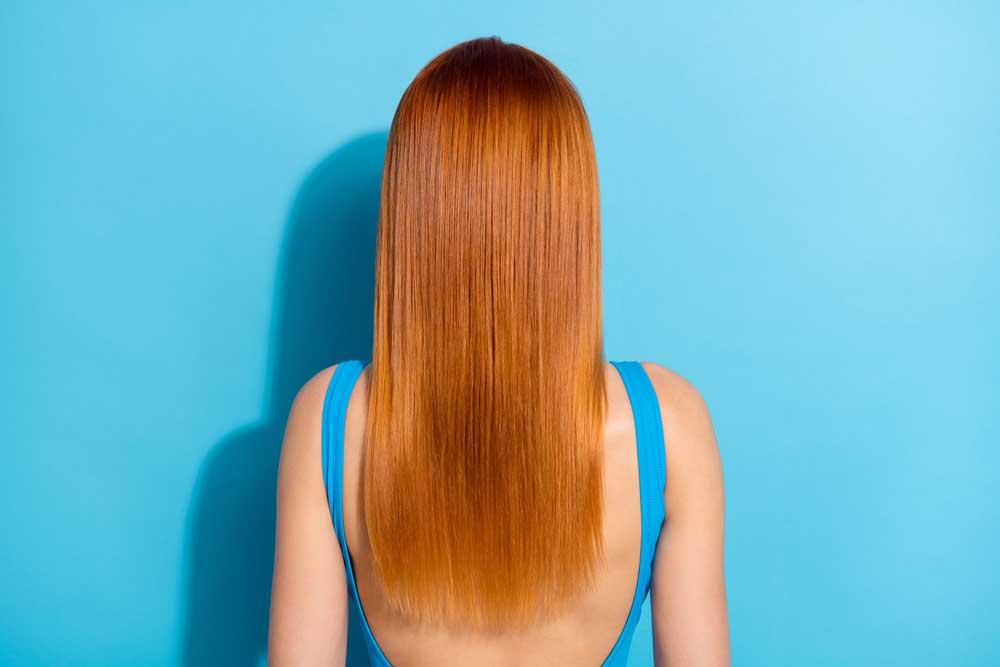 ترفند شگفت انگیز بلند شدن مو