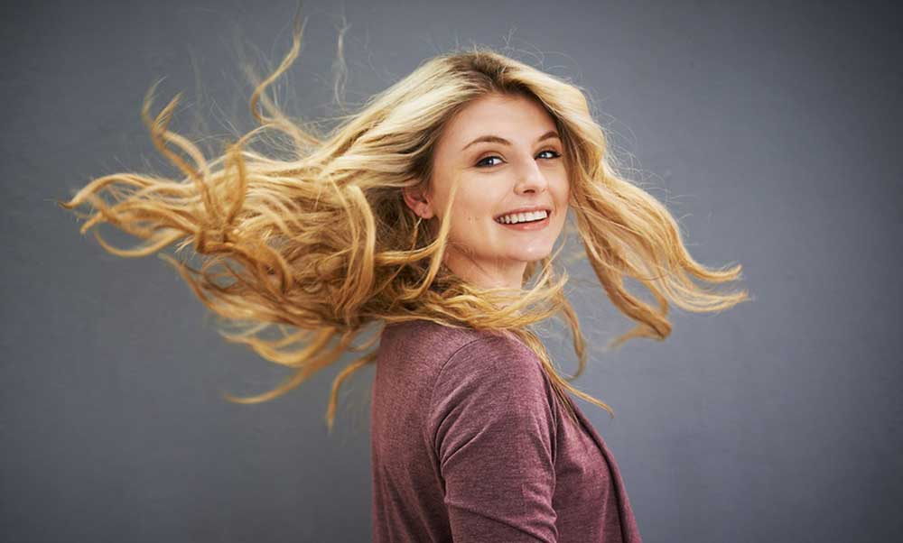 مرتب کردن موی سر