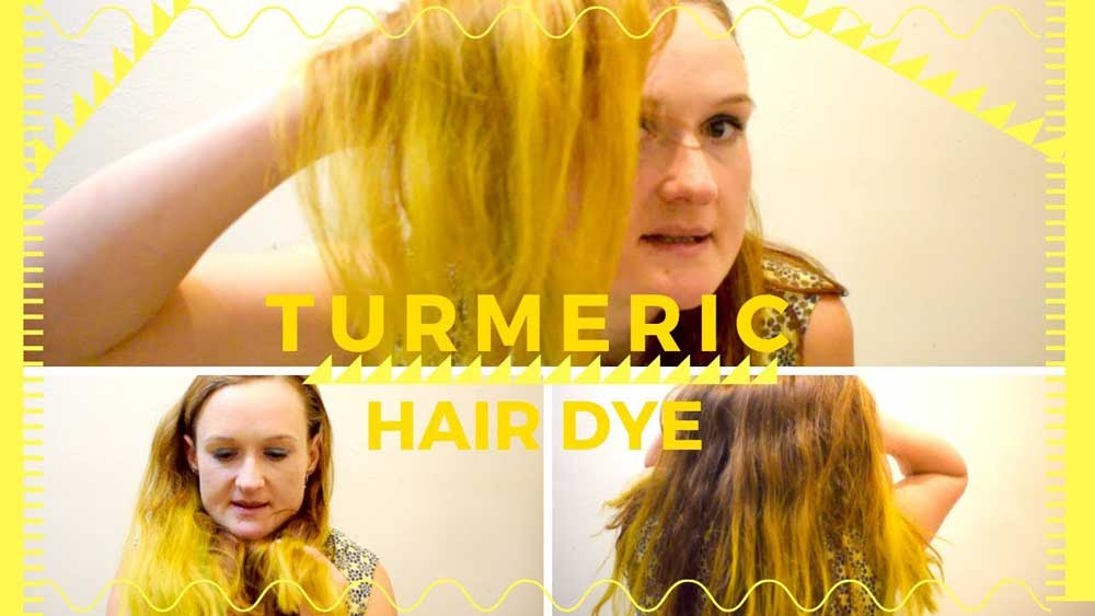 آموزش رنگ کردن موها در منزل