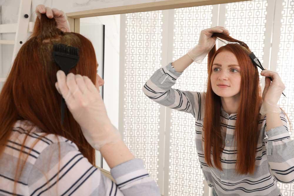 جلوگیری از ریزش موی تابستانی