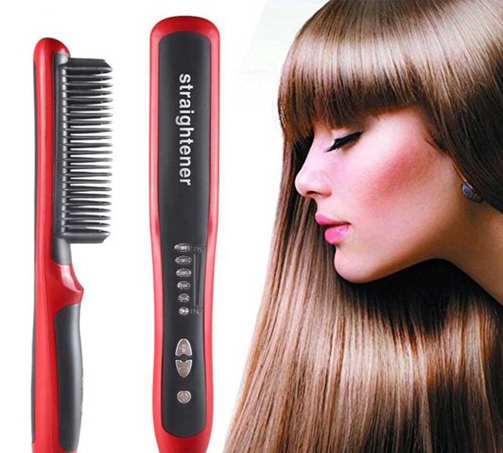 مزایای برس صاف کننده مو