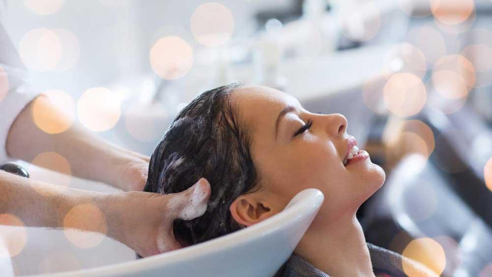 شستن صحیح مو