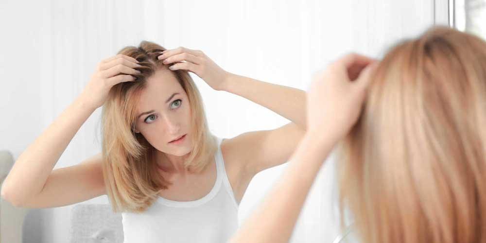 پروتئین درمانی موهای نازک