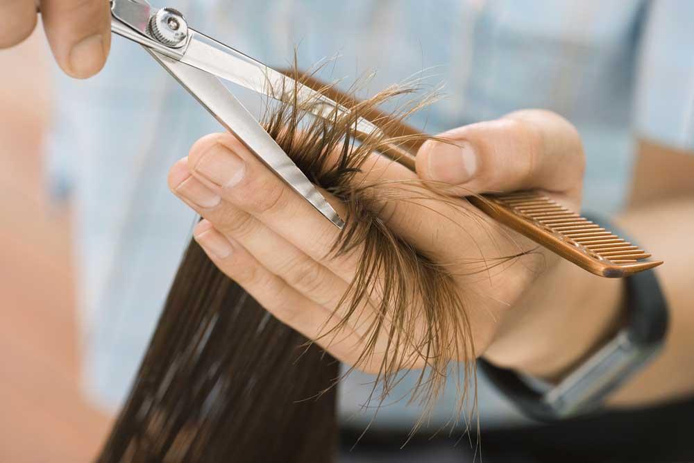 کوتاه کردن موها