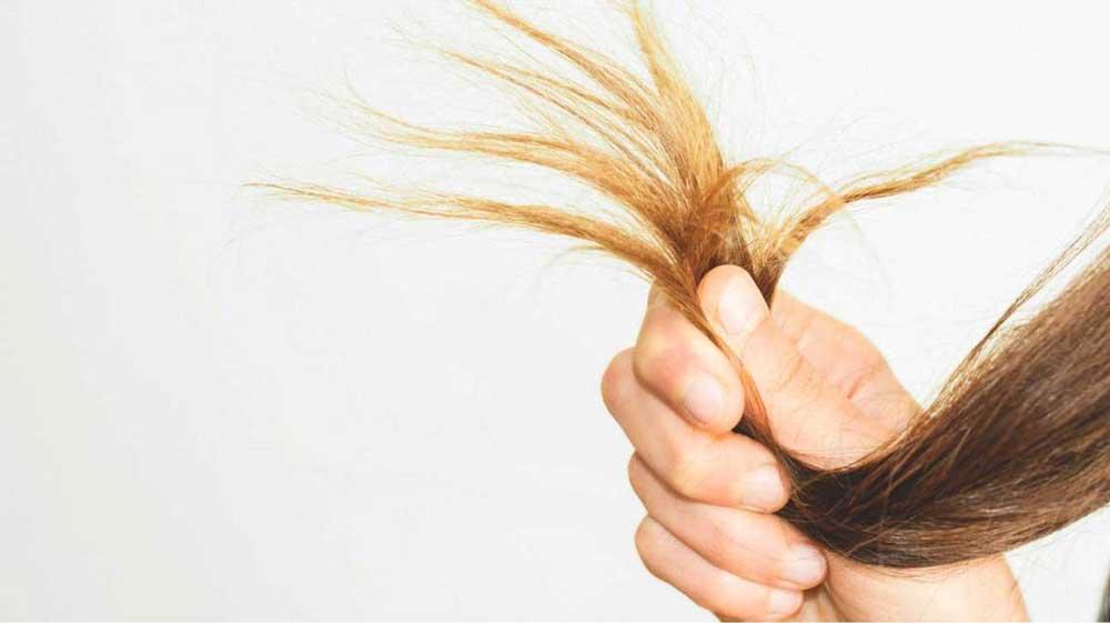اثرات کمبود پروتئین مو