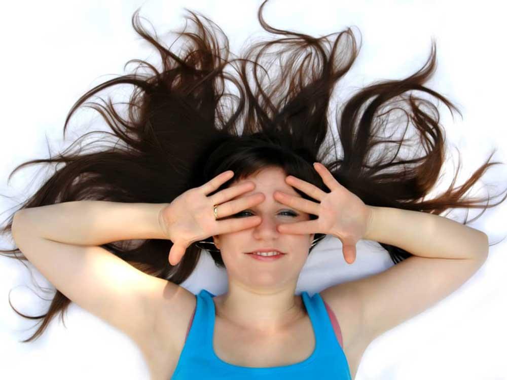 آزمایش تخلخل موها