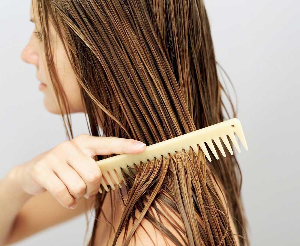 روغن آرگان برای تقویت مو