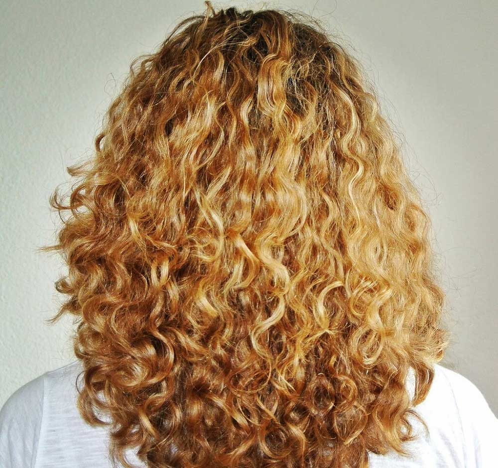 روش های مختلف فر زدن به موها