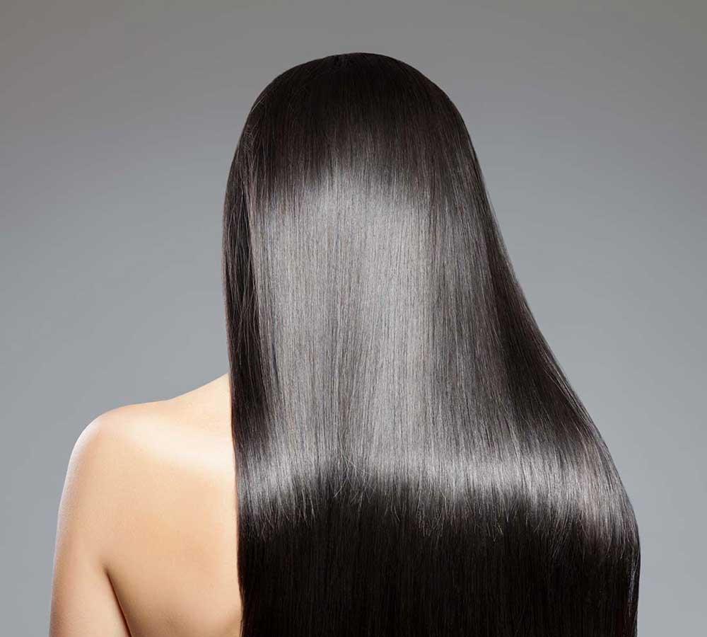 مراقبت از موهای صاف