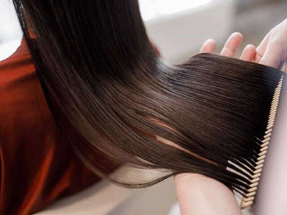 معایب کراتینه کردن مو