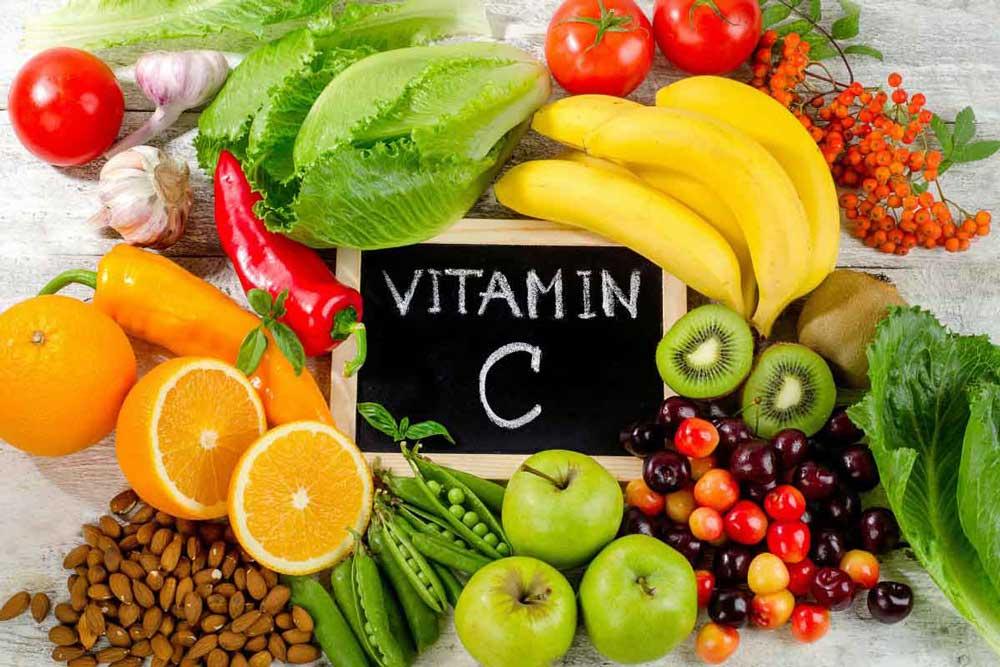 ویتامین c برای سلامت موها