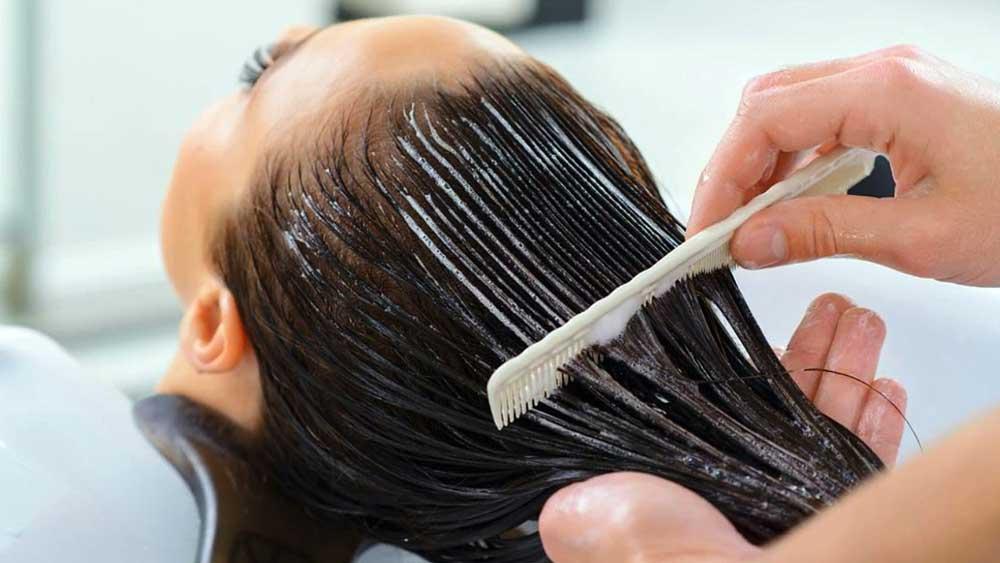 روش صحیح شسشتوی مو