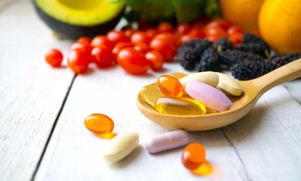 ویتامین برای افزایش حجم مو