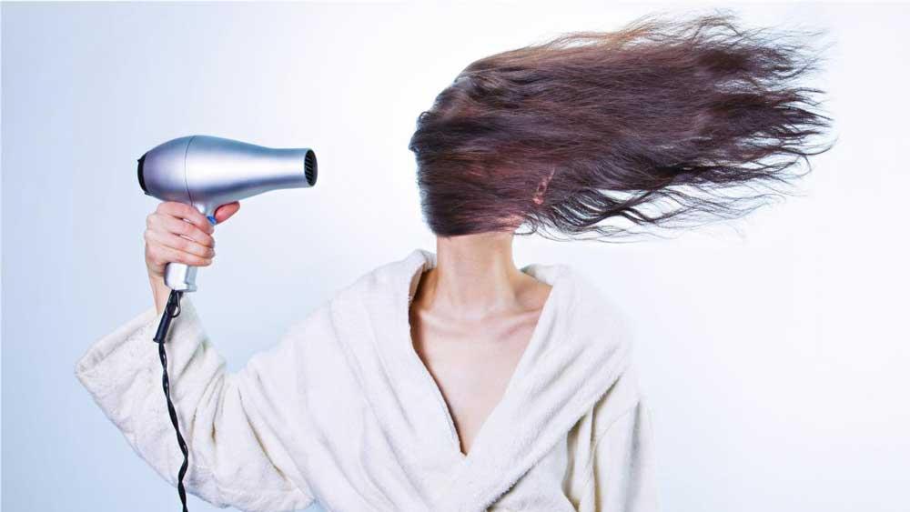 آسیب های حرارتی به موها