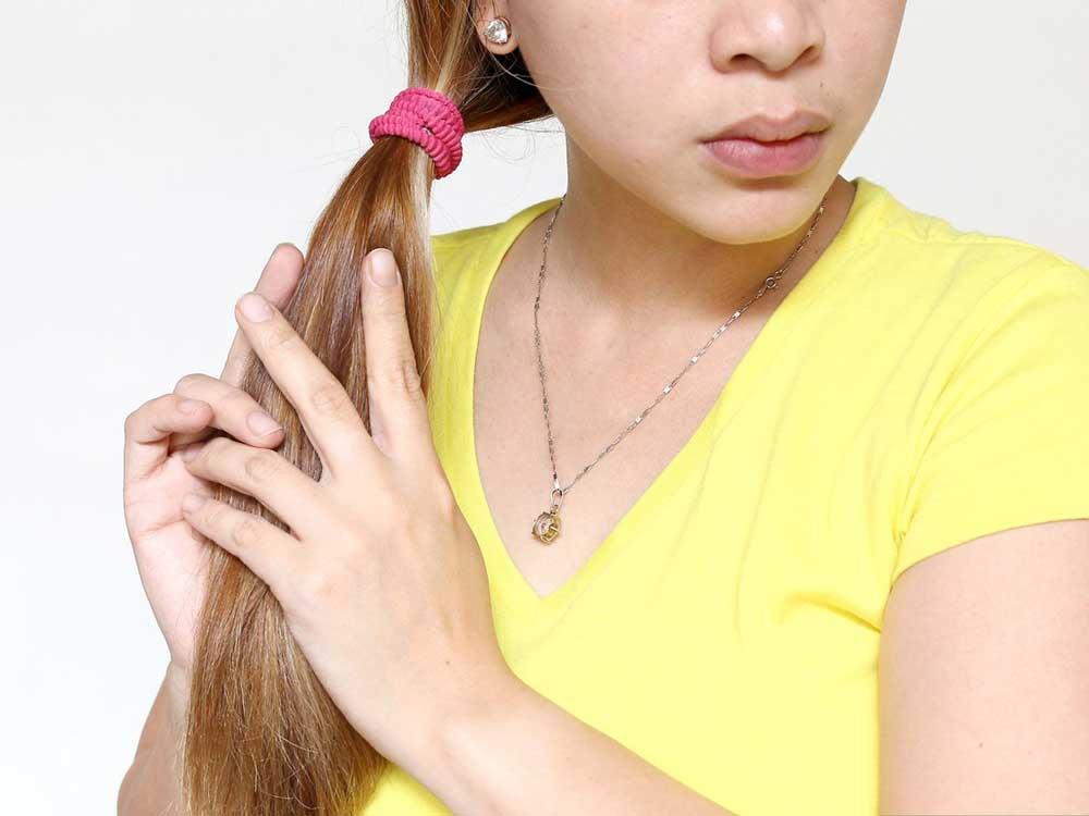 روغن بادام برای مو و پوست سر