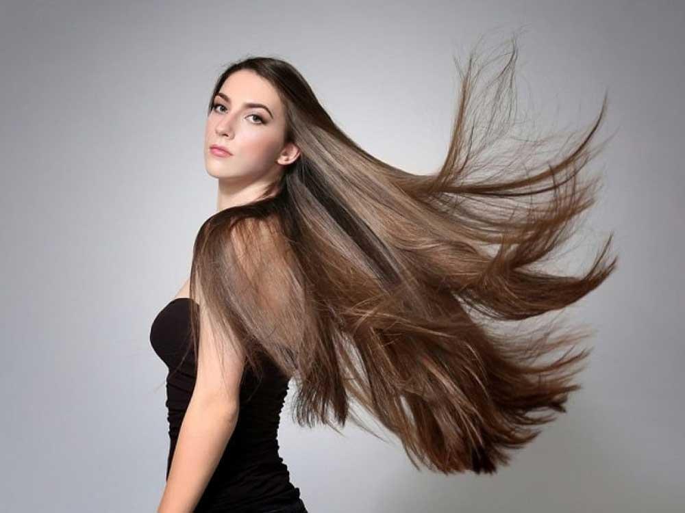 صاف و ابریشمی کردن موها