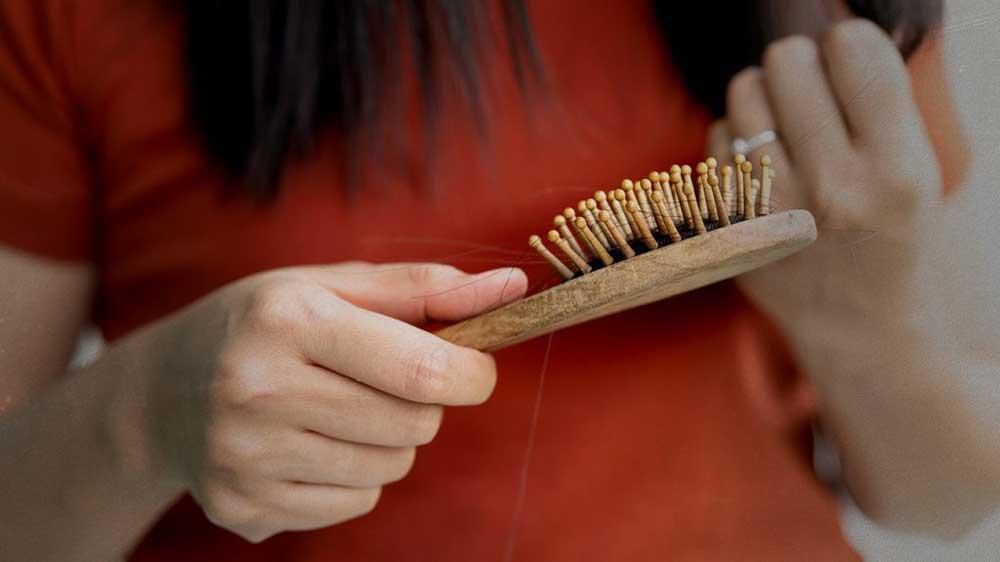 ریزش مو دراثر اختلالات هورمونی