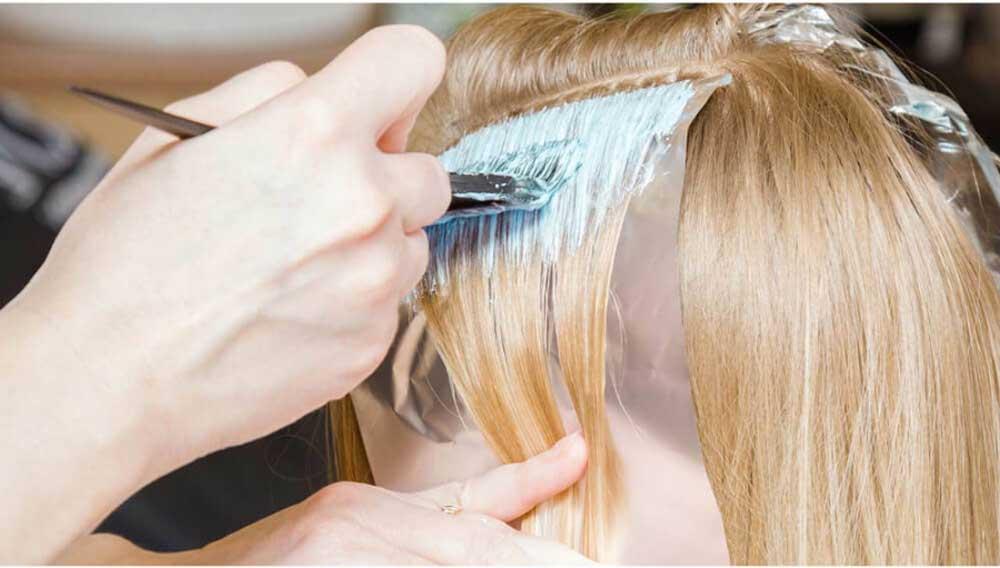 عوارض روشن کردن مو با پراکسید هیدروژن