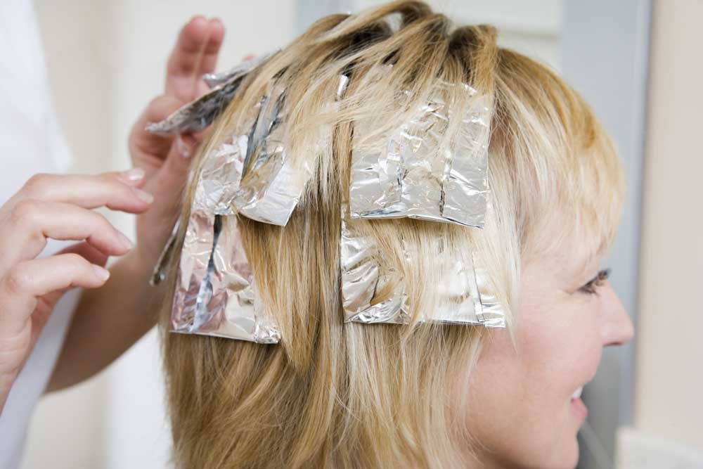 عوارض دکلره کردن مو
