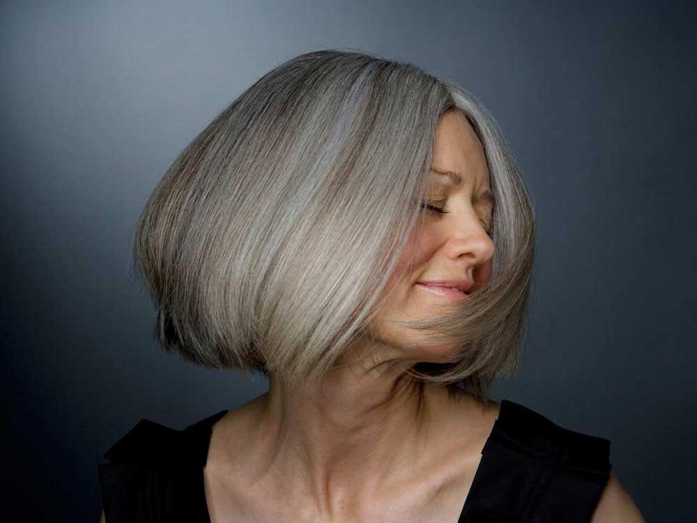 جلوگیری از ریزش موی سفید