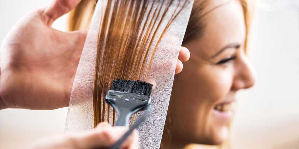 رنگ موی فاقد آمونیاک