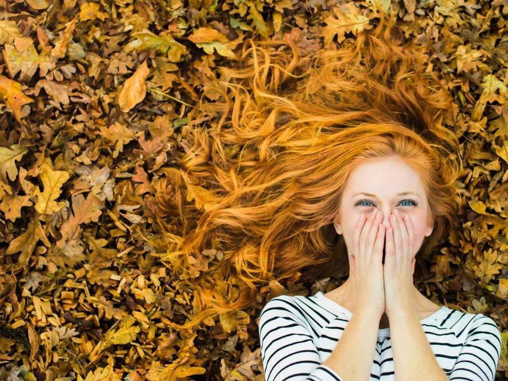 نکات مراقبت از موها در فصل پاییز
