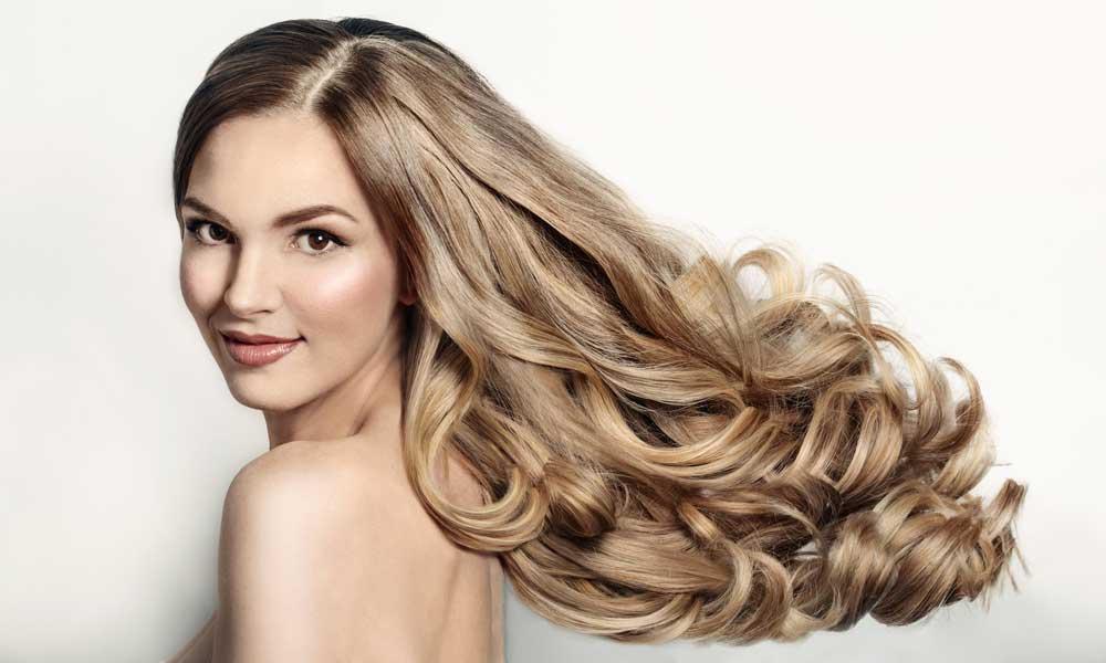 تقویت رشد مو در منزل