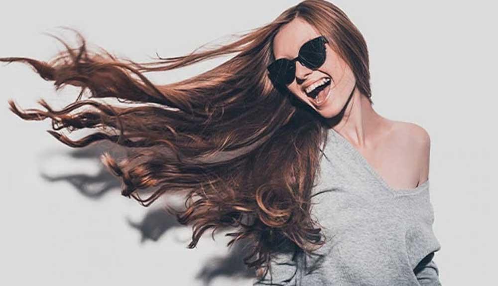 افزایش طولی موها