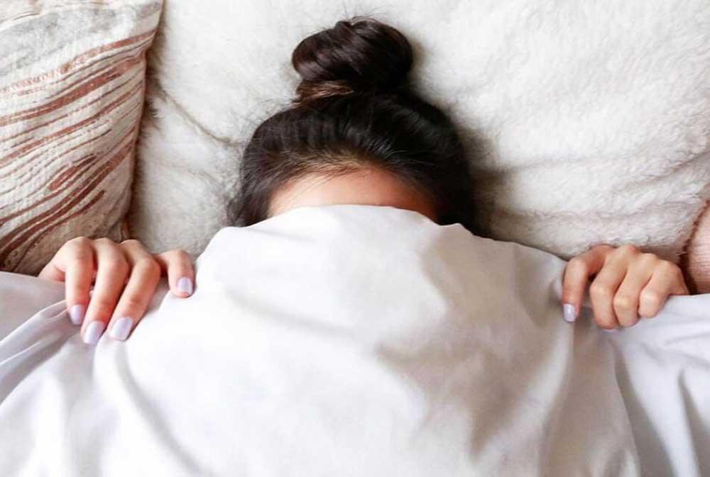 مراقبت از موها در خواب