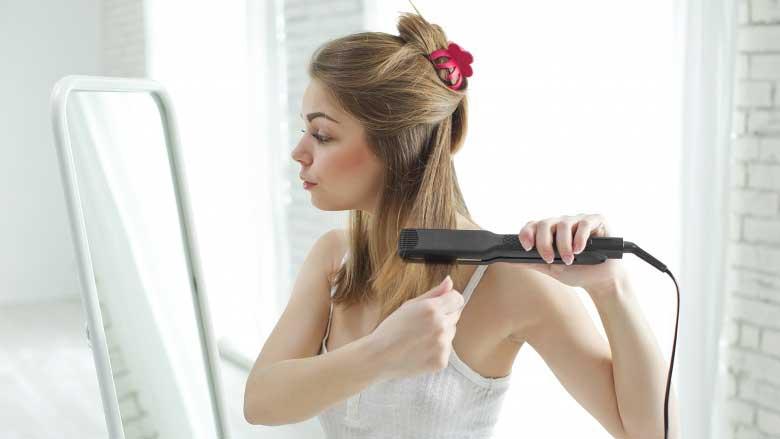 بدترین اشتباه در صاف کردن مو