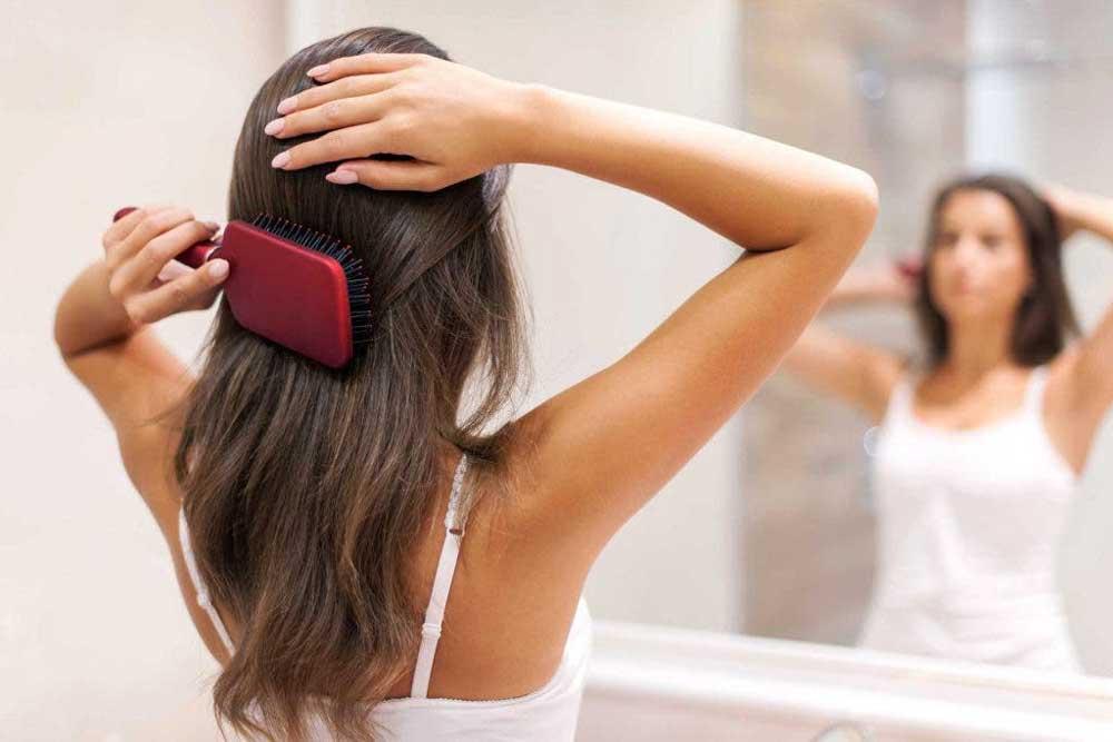 بهترین برس برای موهای بلند