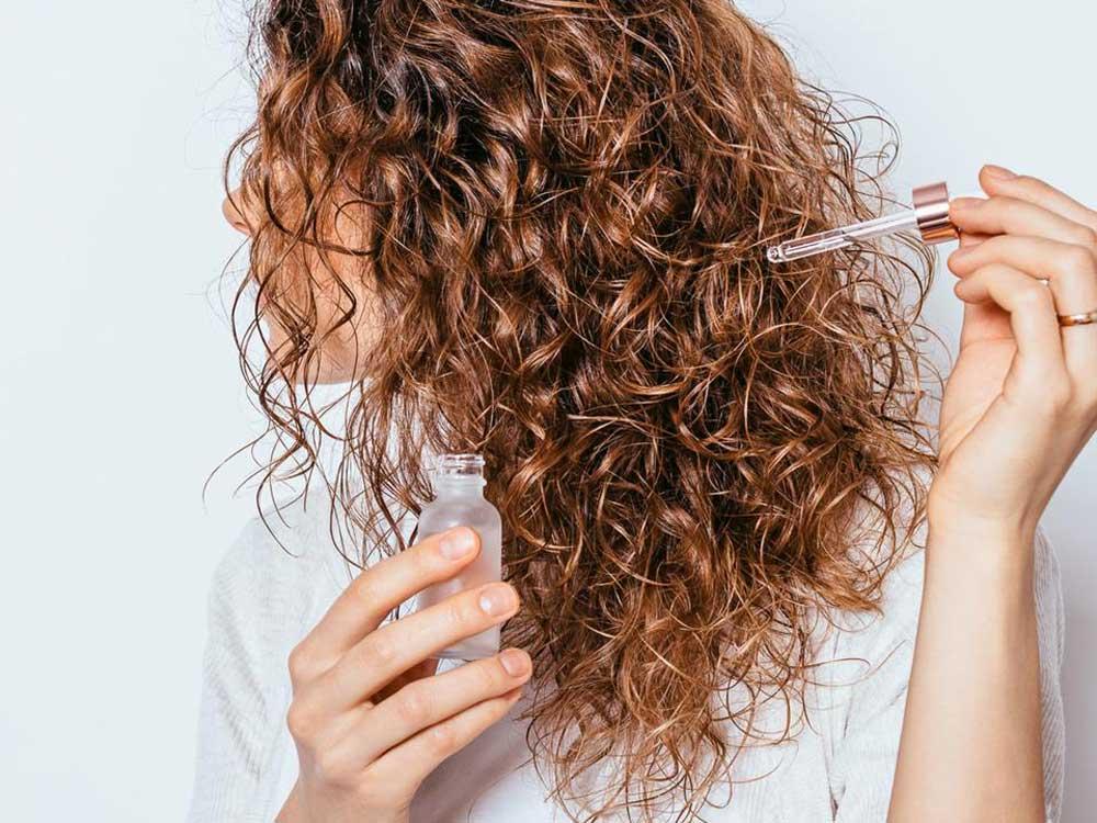 طریقه استفاده از روغن مو