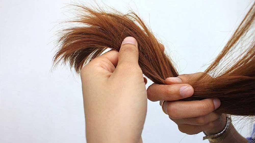 موهای نرم و لطیف و بدون موخوره