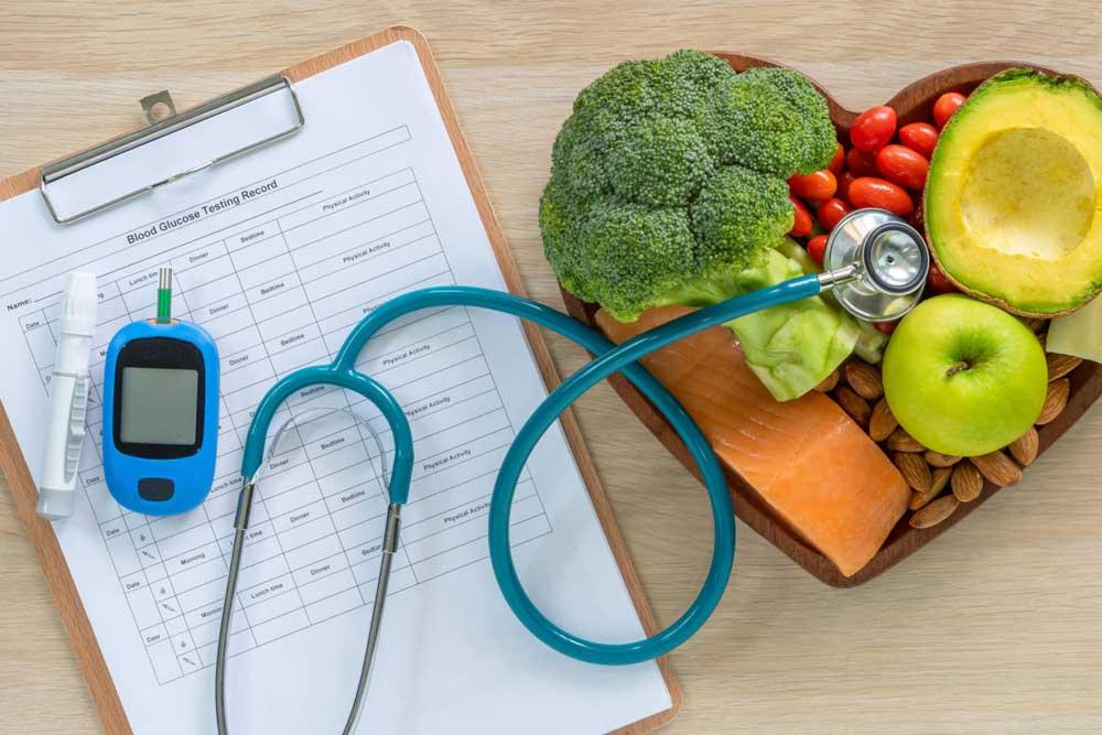 تغیر سبک زندگی در کاهش قند خون