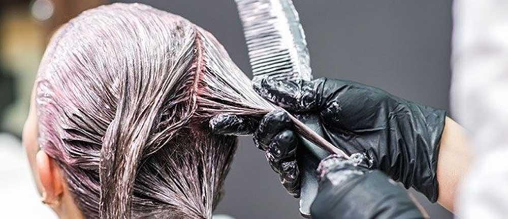 کراتین درمانی برای موهای خشک و وز