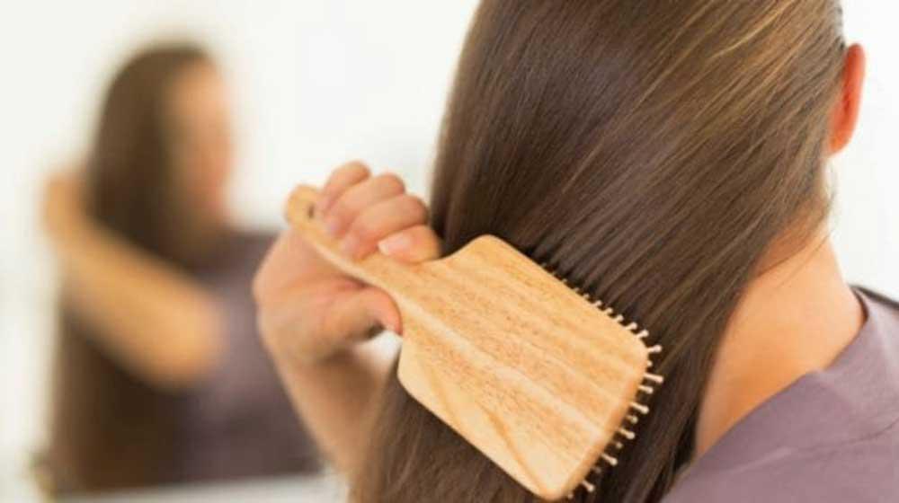 میزان ریختن مو در شبانه روز