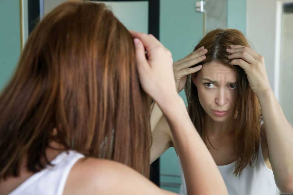 بیماری های مرتبط با ریزش مو