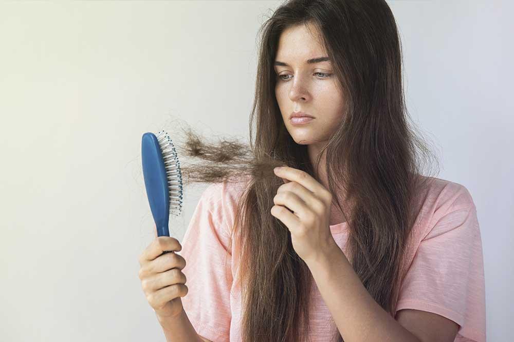 راه های جلوگیری از ریزش موها