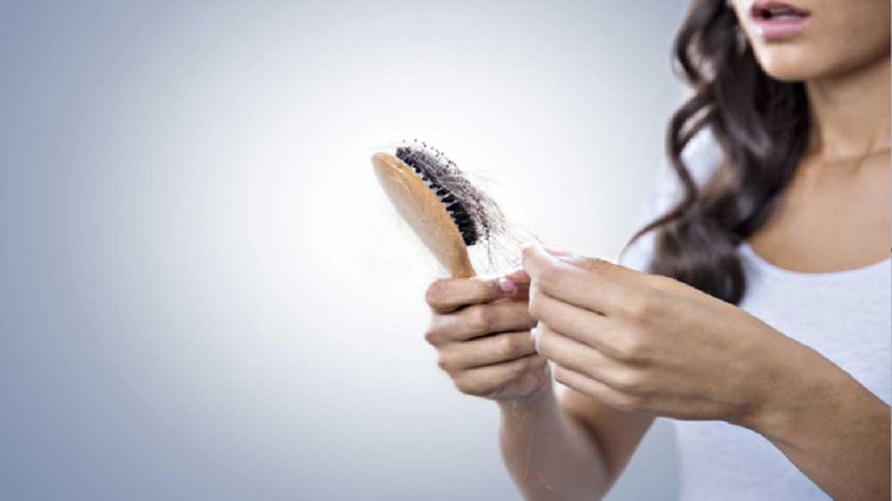 درمان ریزش موی ویروسی