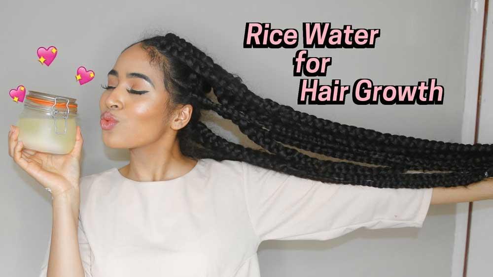 طرز تهیه آب برنج